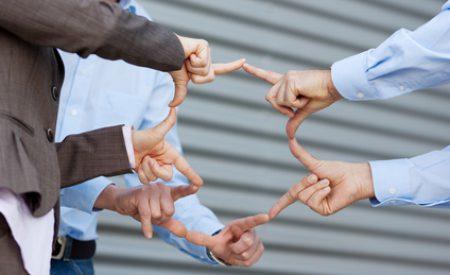 Unterstützung für kleine und mittelständische Unternehmen